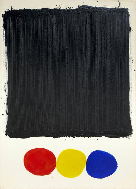 , '12/78 - 1,' 1978, David Richard Gallery