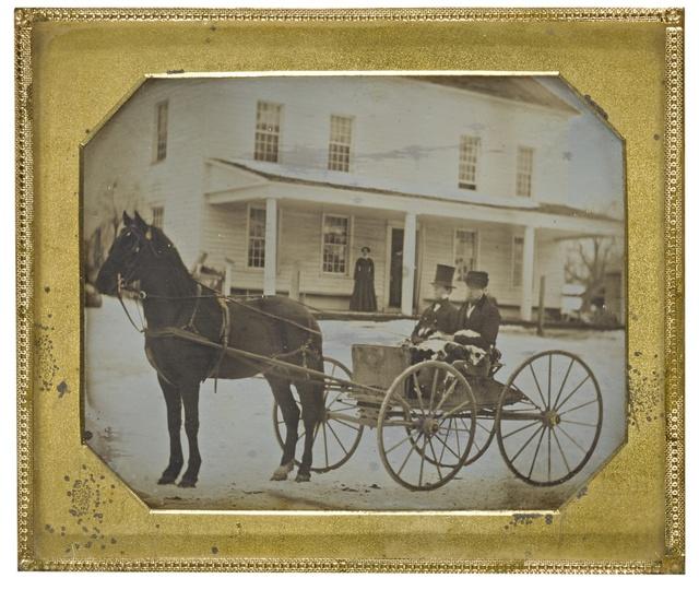Daguerreotype Exhibit at Vassar Opens April 10 - Highlands