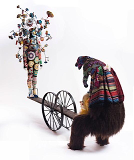 , 'Soundsuit,' 2011, Jack Shainman Gallery