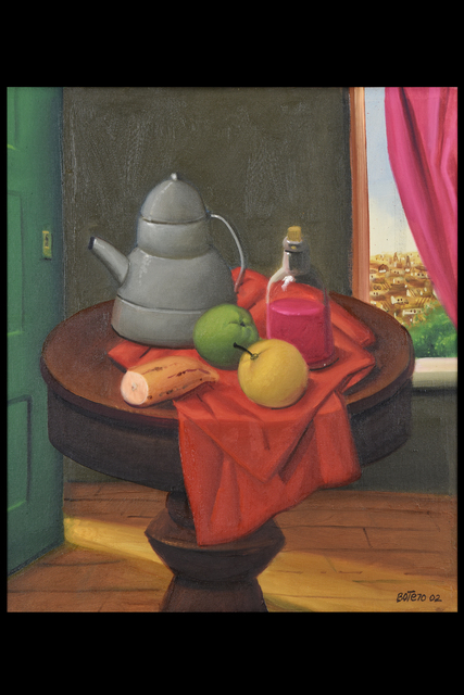 , 'Still Life with Coffee Pot,' 2002, Opera Gallery