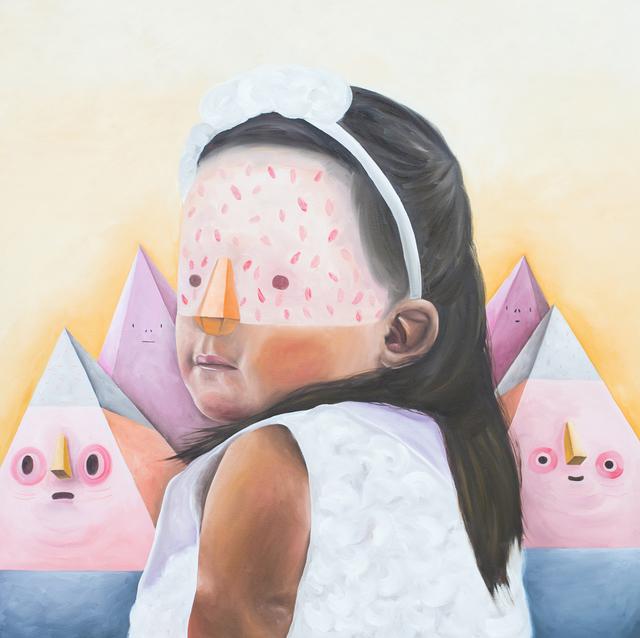 , 'La Zoey,' 2017, Foster/White Gallery