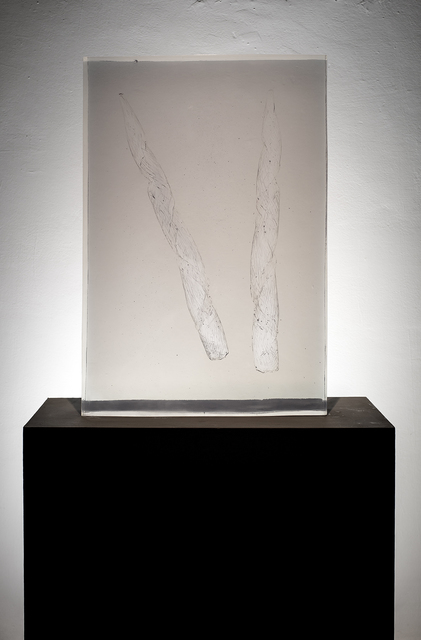 , 'Chifre,' 2016, Galeria Rosa Barbosa
