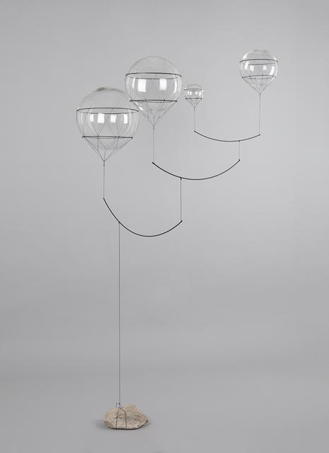 , 'Calder Upside Down 32/24/18/10,' 2017, Tanya Bonakdar Gallery