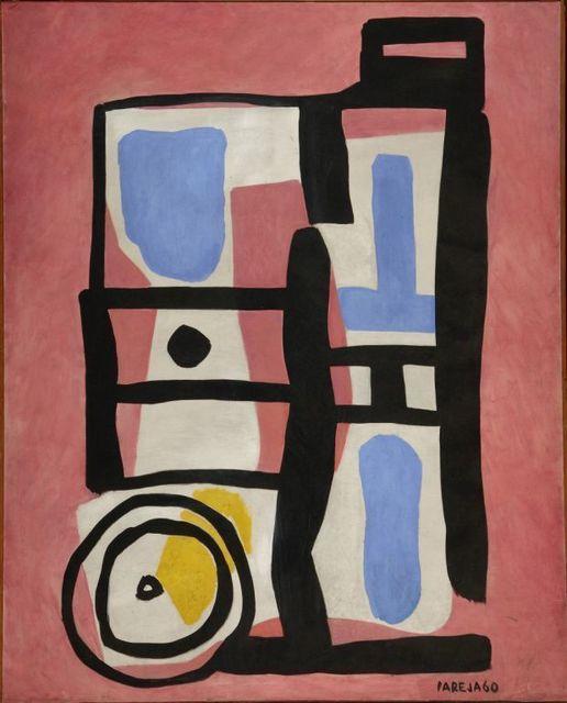 , 'Abstracción,' 1960, Galeria Sur