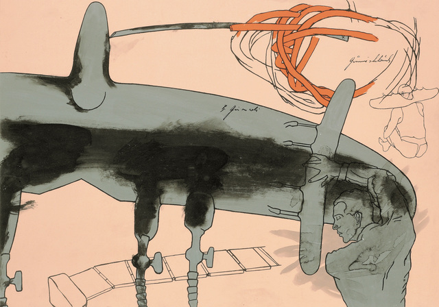 , 'Rubber Sleeve,' 1975, Galerie Bei Der Albertina Zetter