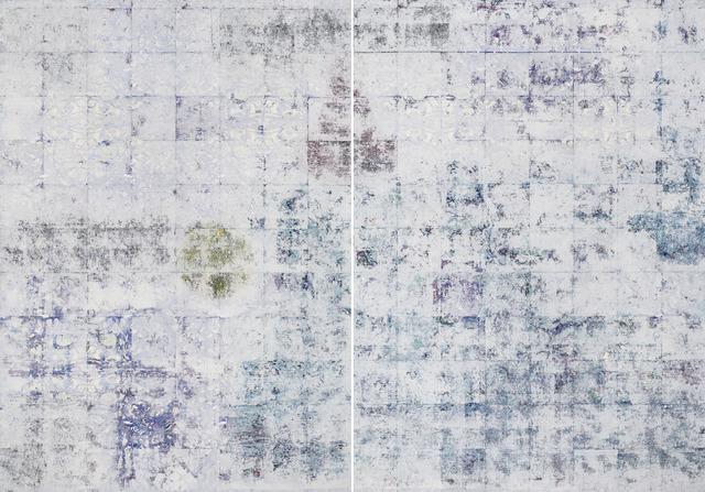 , 'White Tiles III,' 2017, Wilding Cran Gallery