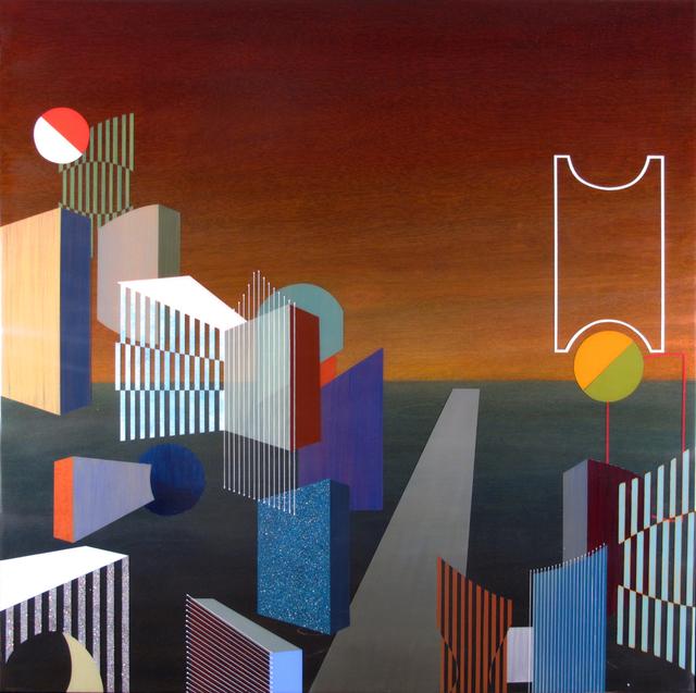 Bryan Ida, 'Washington Blvd', 2013, George Billis Gallery