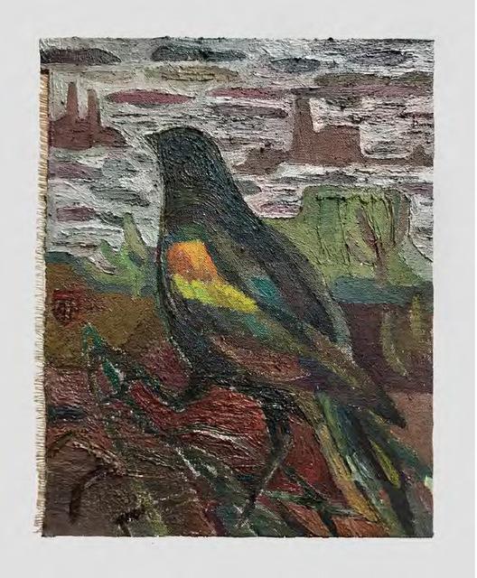 Ana Milenkovic, 'Black Bird', 2018, Kristin Hjellegjerde Gallery