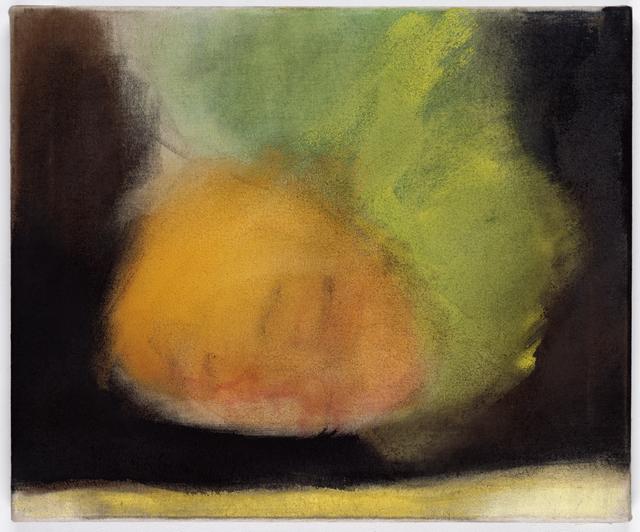 , 'Floating Orange Head,' 2007, James Harris Gallery