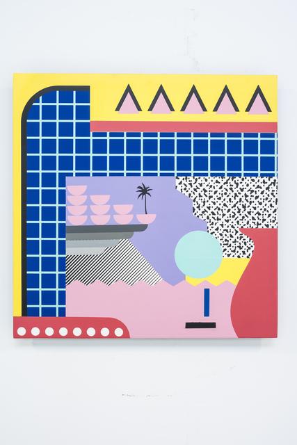 , 'Odeceixe,' 2018, Underdogs Gallery