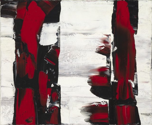 Paul-Émile Borduas, 'Sans titre', ca. 1959, Canadian Art Group
