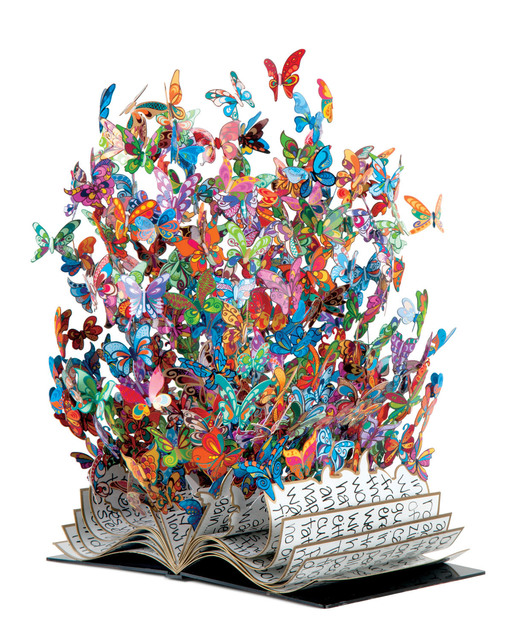 , 'Book Of Life,' 2015, Eden Fine Art