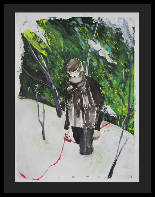, 'The Adventure Leads,' 2014, StolenSpace Gallery