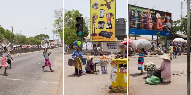 , 'Barnes Road, Accra,' 2017, Stevenson