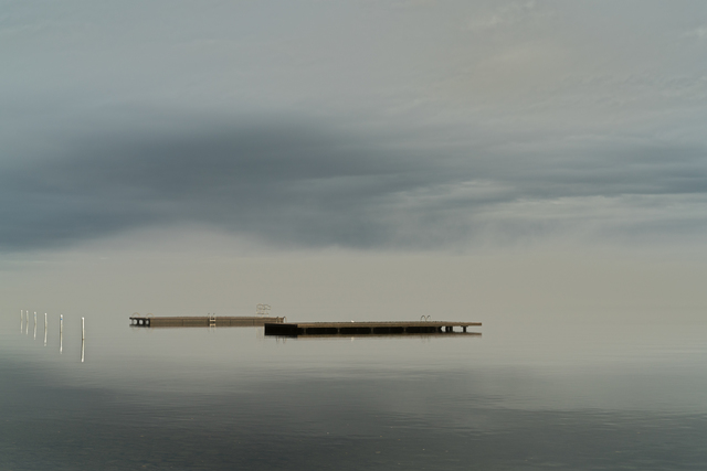 , 'Platforms No. 2,' 2017, Winston Wächter Fine Art