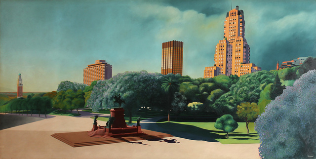 , 'Plaza San Martin,' 1978, Roldan Moderno