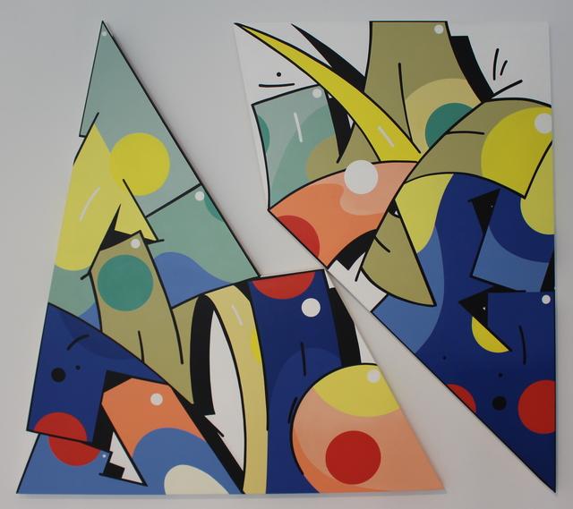 , 'I.O.G. 13 (Serie IMAGE OF GRAFFITI™),' 2017, Galerie Droste