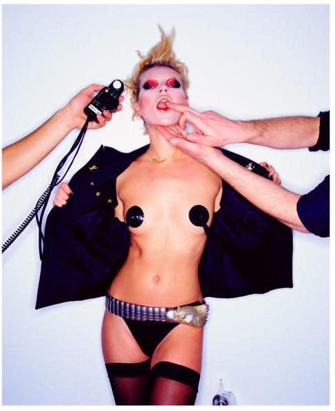 Mick Rock, 'Kate Moss, New York ', 2002, The Bonnier Gallery