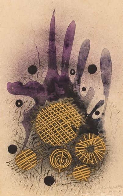, 'Paris '64, No 71,' 1964, Absolut Art Gallery