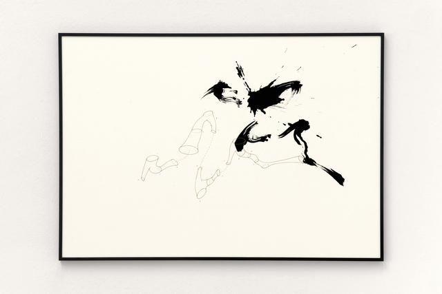 , 'Skelette der Stimmen, Part Ⅱ (pt. 1),' 2018, Micheko Galerie