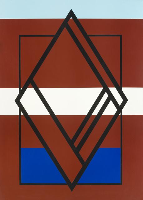 , 'Sans titre,' 1977, La Patinoire Royale / Galerie Valerie Bach