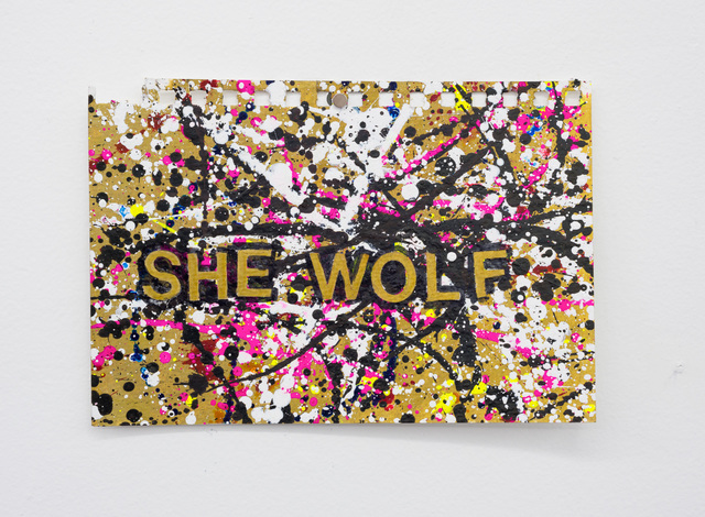 , 'She Wolf,' 2016, Wil Aballe Art Projects | WAAP