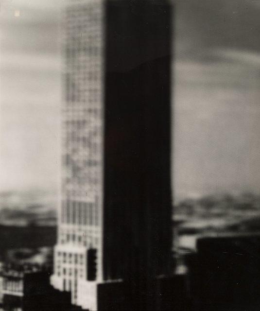 Tom Baril, 'Chanin Building', 1989, Chelsea Art Group