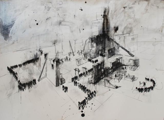 , 'Serie Burocratas y padrinos,' 2014, Victor Lope Arte Contemporaneo