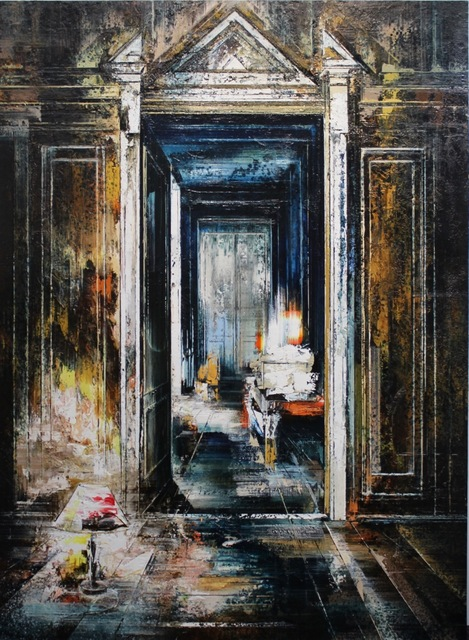 , 'The Panelled Room,' 2016, Long & Ryle