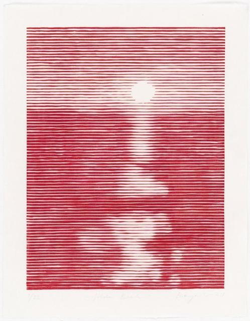 , 'Golden Beach,' 2018, Alan Cristea Gallery