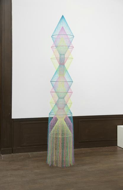, 'Acid Office Offset Obelisque,' 2018, Galleri Magnus Karlsson