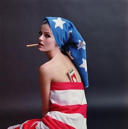 William Helburn, 'Angela Howard, White Owl Cigars', 1965, Staley-Wise Gallery