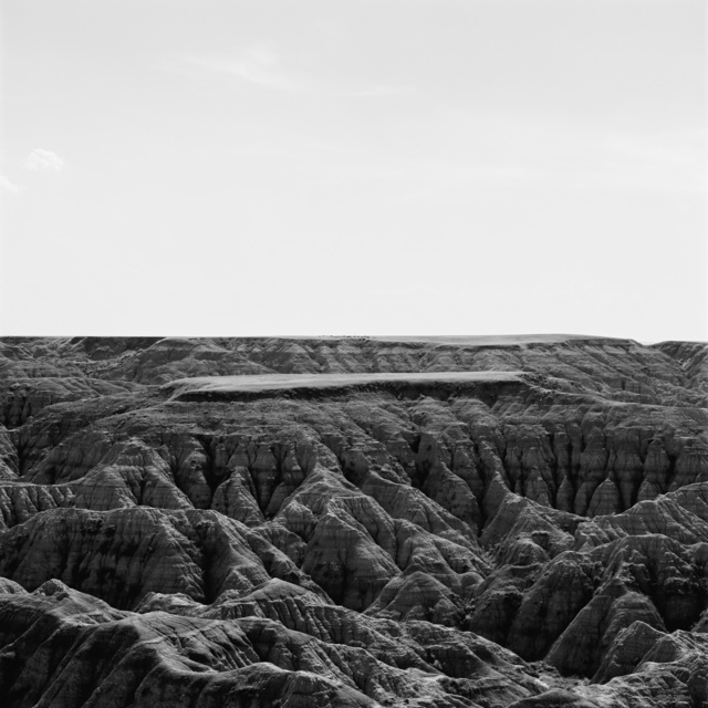 , 'Badlands, Missouri Plateau,' 2005, Robert Mann Gallery