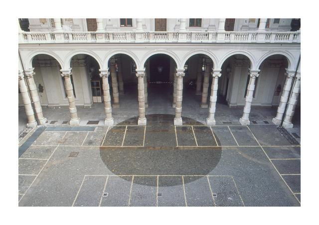 Maik and Dirk Löbbert, 'Università degli Studi di Torino 14.10.1995, 11:45 – 12:53 Uhr«,' 1995, Marion Scharmann