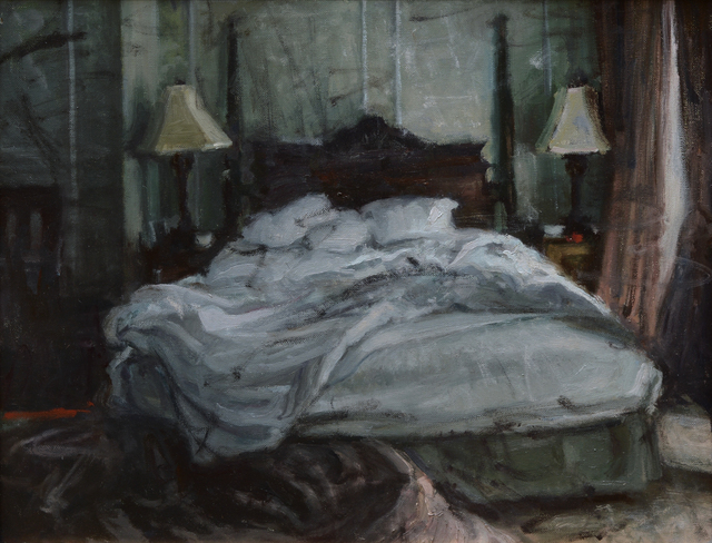 , 'The Bed,' 2018, Abend Gallery