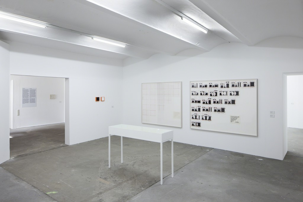 Photo: Timo Ohler. Works courtesy of: Estate Channa Horwitz and François Ghebaly Gallery, Los Angeles; Collection Oehmen, Germany.