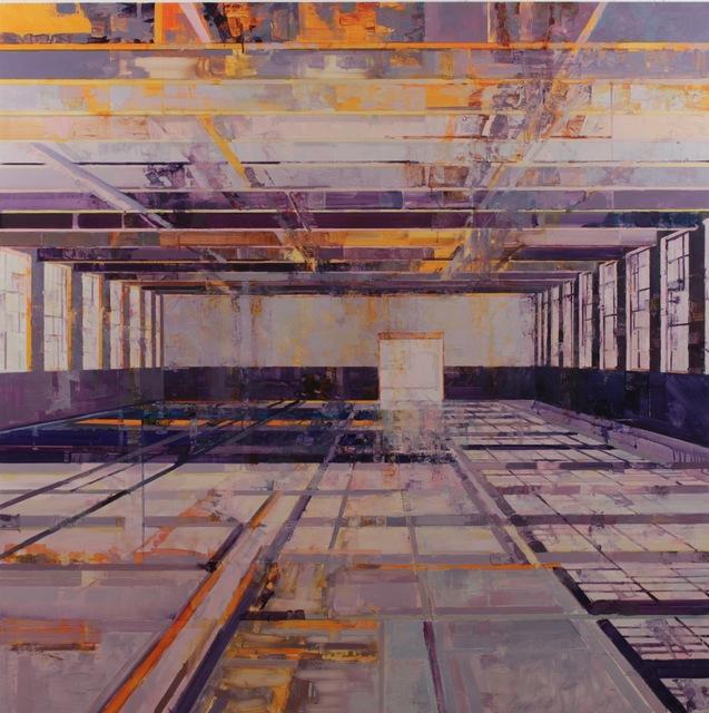 , 'Industrial Echo,' 2018, J. Cacciola Gallery