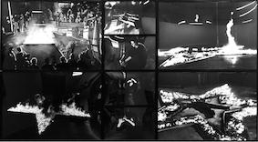 """, '""""Rhythm 5"""",' 1975-2011, Luciana Brito Galeria"""