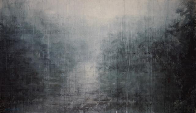 Chizuru Morii Kaplan, 'Lonesome Journey VII', 2019, Eckert Fine Art