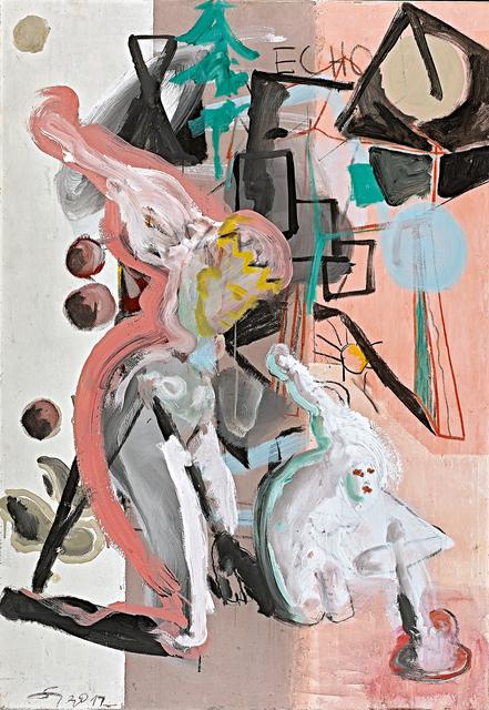 , 'Echo,' 2012, Galerie Herold