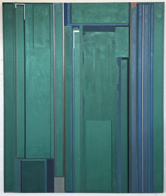 , 'Hello Mr.Bamboo 5,' 2016, Amy Li Gallery