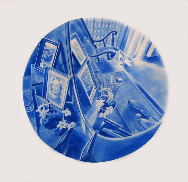 , 'Peephole #1,' 2017, Galleri Flach