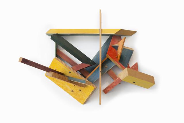 , 'Lemon Cross,' 1980, Simone DeSousa Gallery