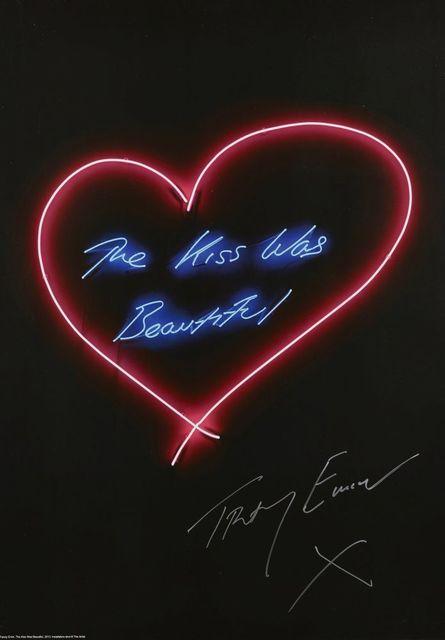 Tracey Emin, 'The Kiss Was Beautiful', 2016, Roseberys