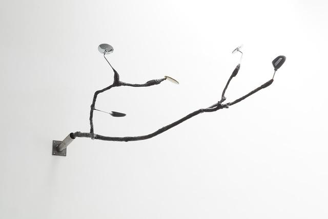 , 'Watch your back branch,' 2015, carlier | gebauer