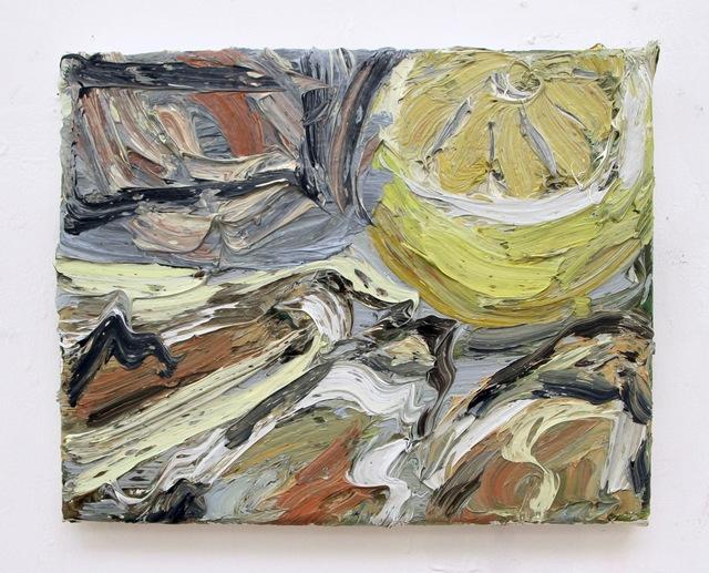 , 'Oysters and lemon #1,' 2019, Dürst Britt & Mayhew