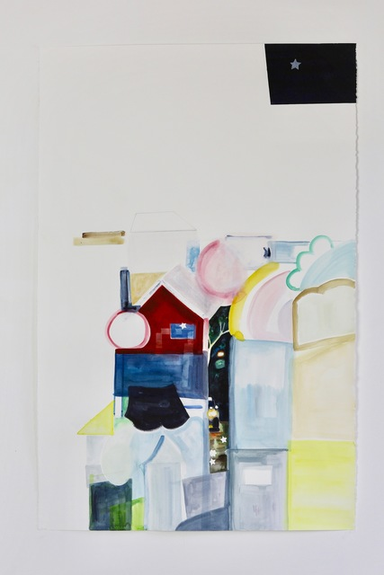 , 'Townscape,' 2018, HATHAWAY | Contemporary Gallery