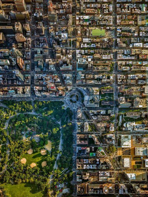 , 'NYC Columbus Circle - NY Aerials,' 2016, ARTITLEDcontemporary