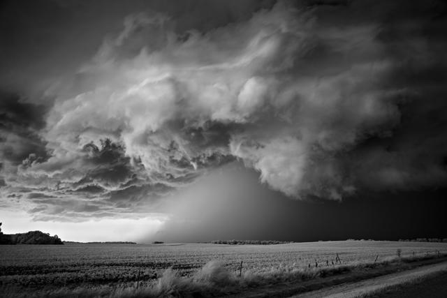 Mitch Dobrowner, 'Storm Over Field', 2010, Kopeikin Gallery