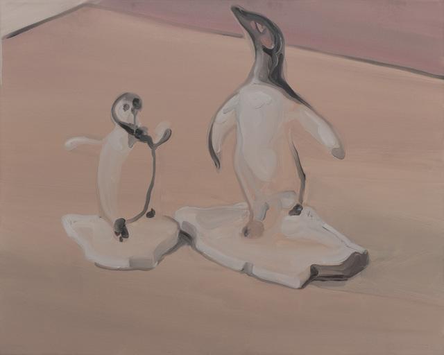 , 'Ceramic Penguins,' 2017, Galerie Thomas Fuchs